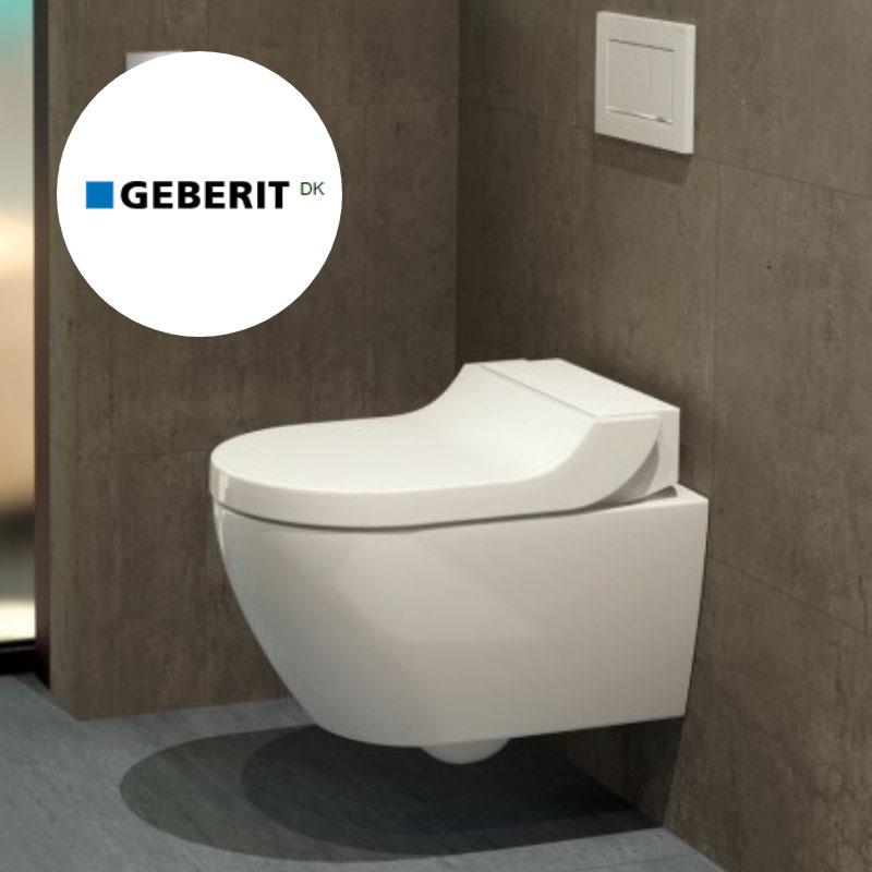 Dusch toilet - Leon Petersen A/S